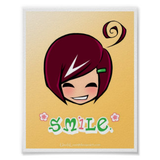 Sorriso Poster