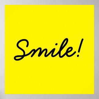 Sorriso! Poster