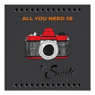 Sorriso Poster Perfeito