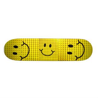 Sorriso & Ride_ Shape De Skate 18,1cm