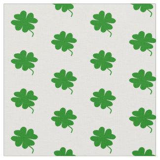 Sorte do tecido irlandês