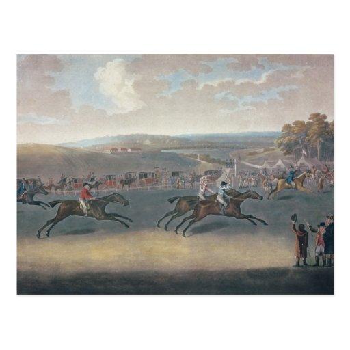 Sorteio de Derby, 1791/2 Cartoes Postais