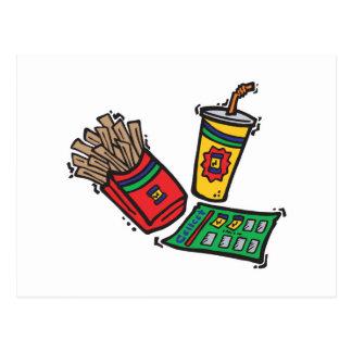 sorteios dos jogos do fast food cartão postal