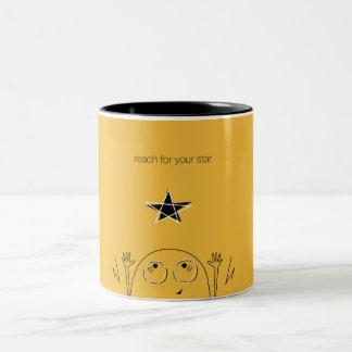 """Soulmate para você """"alcance para caneca de café da"""