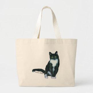 Soxy o gato bolsa para compras