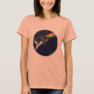 Spacecats Baz e camisa de Terry