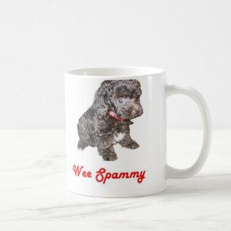 spammy1 caneca de café