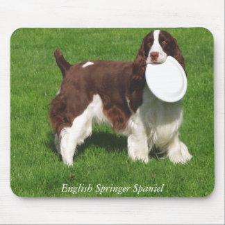 Spaniel de Springer inglês Mousepad