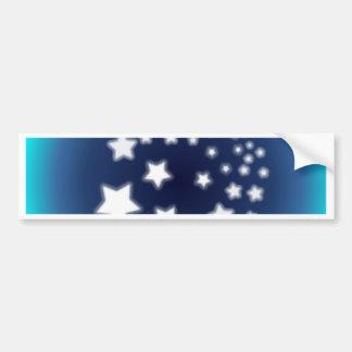 Spatter da estrela adesivo