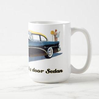 Special 1955 de Buick Caneca De Café