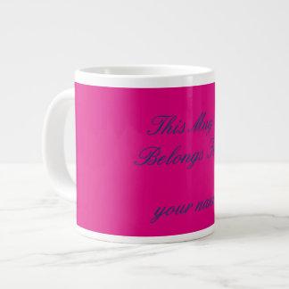 special, café, fundo, seu nome, caneca