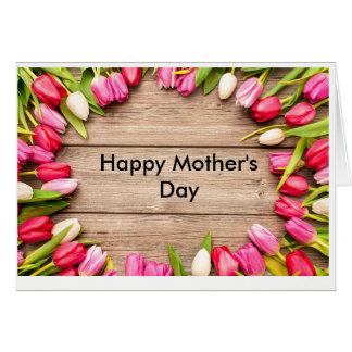 Special do dia das mães cartão comemorativo
