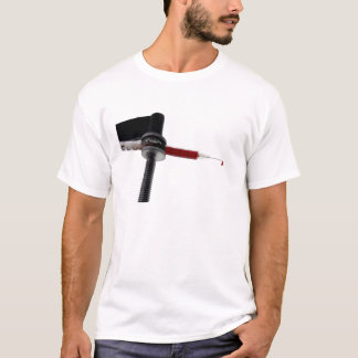 sPieces - seringa pressionada Camiseta