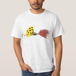 spinny camisetas