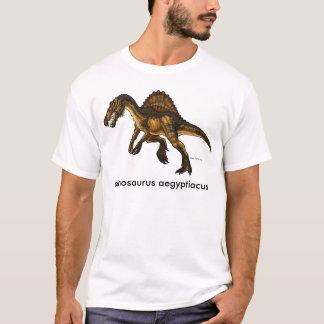 Spinosaurus, aegyptiacus do spinosaurus camiseta