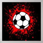 splatz do futebol pôster