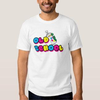 Spraypaint pode t-shirt