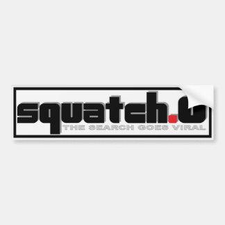 SQUATCH.0 - PONTO O de SQUATCH - Internet viral Me Adesivo Para Carro
