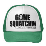 Squatchin ido KANSAS - Bobo original Bone