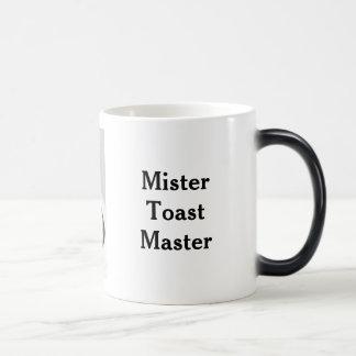 Sr. caneca do senhor Brinde Mestre de café do