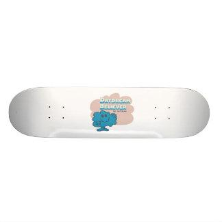 Sr. Daydream Crente Shape De Skate 18,7cm