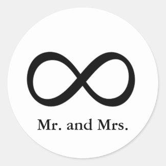 Sr. e Sra. Adesivo
