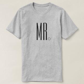 Sr. e Sra. camisas de harmonização