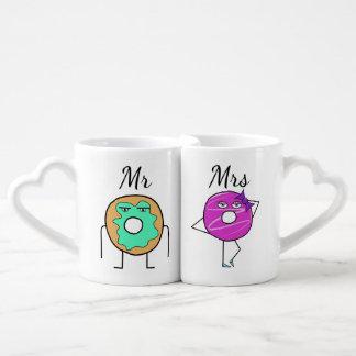 Sr. e Sra. Rosquinha Caneca