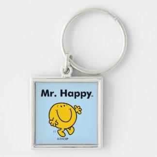Sr. Feliz Ser Sempre Feliz do Sr. Homem | Chaveiro