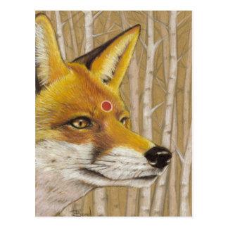 Sr. Fox Cartão Postal