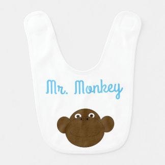 Sr. Macaco Bebê Babador