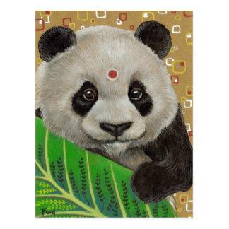 Sr. Panda Cartão Postal