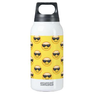 Sr. Refrigerar Óculos de sol Emoji Garrafa De Água Térmica