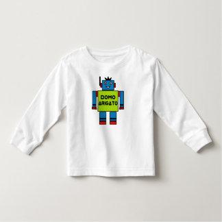 Sr. Roboto Camisa de Domo Arigato