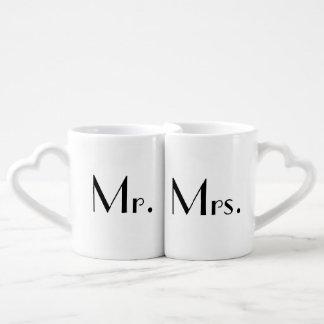 Sr. & Sra. Caneca Ajuste