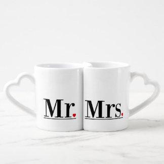 Sr. & Sra. Caneca Presente Ajuste