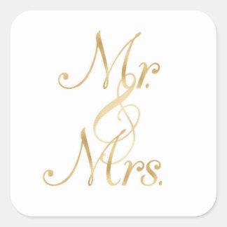 Sr. & Sra. Etiqueta