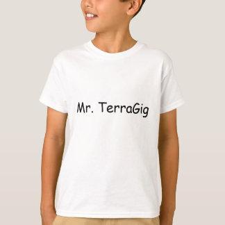 Sr. TerraGig Camiseta