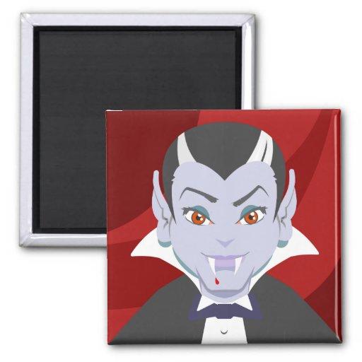Sr. Vampiro Imãs De Refrigerador