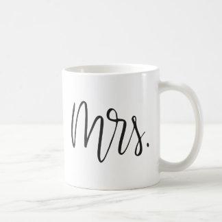 Sra. caneca de |