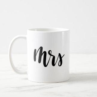 Sra. caneca de café