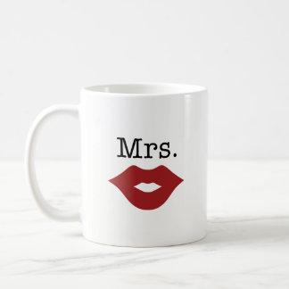 Sra. caneca de café - casamento perfeito, chá de