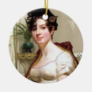 Sra. Darcy Ornamento