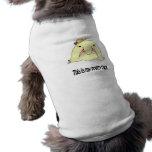 Sra. Gota Roupa Para Cães