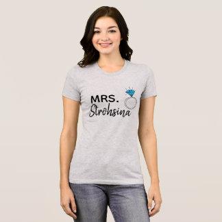 Sra. nova camisa
