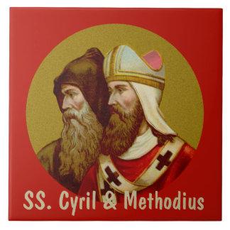 SS. Cyril & Methodius (M 001) cerâmicos