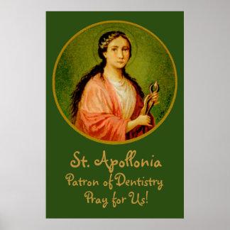 """St. Apollonia (BLA 001) 24"""" x36"""" poster #1"""