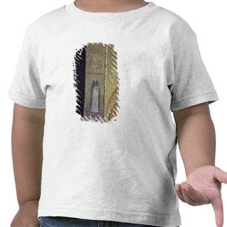 St Dominic e São Nicolau mosaico no vestíbulo T-shirts