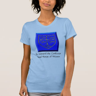 St Edward o Confessor - personalizado T-shirt