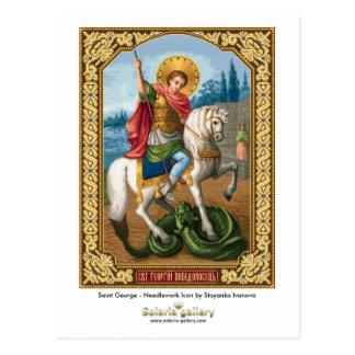 St George - cartão